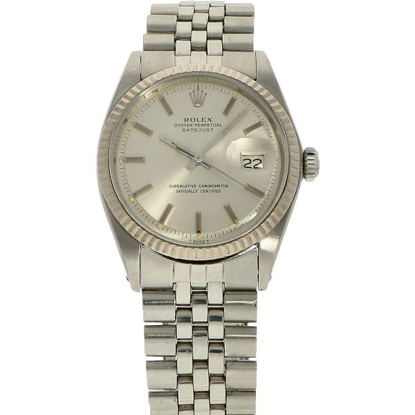 Rolex DateJust ref. 1601 'Pie pan'