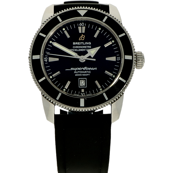 Breitling SuperOcean Heritage 46 ref. A1732024 (D+P 2012)
