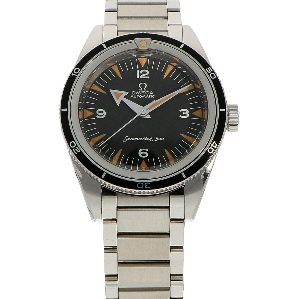 "Omega Seamaster 300 ""The 1957 Trilogy"" (D+P 2019)"