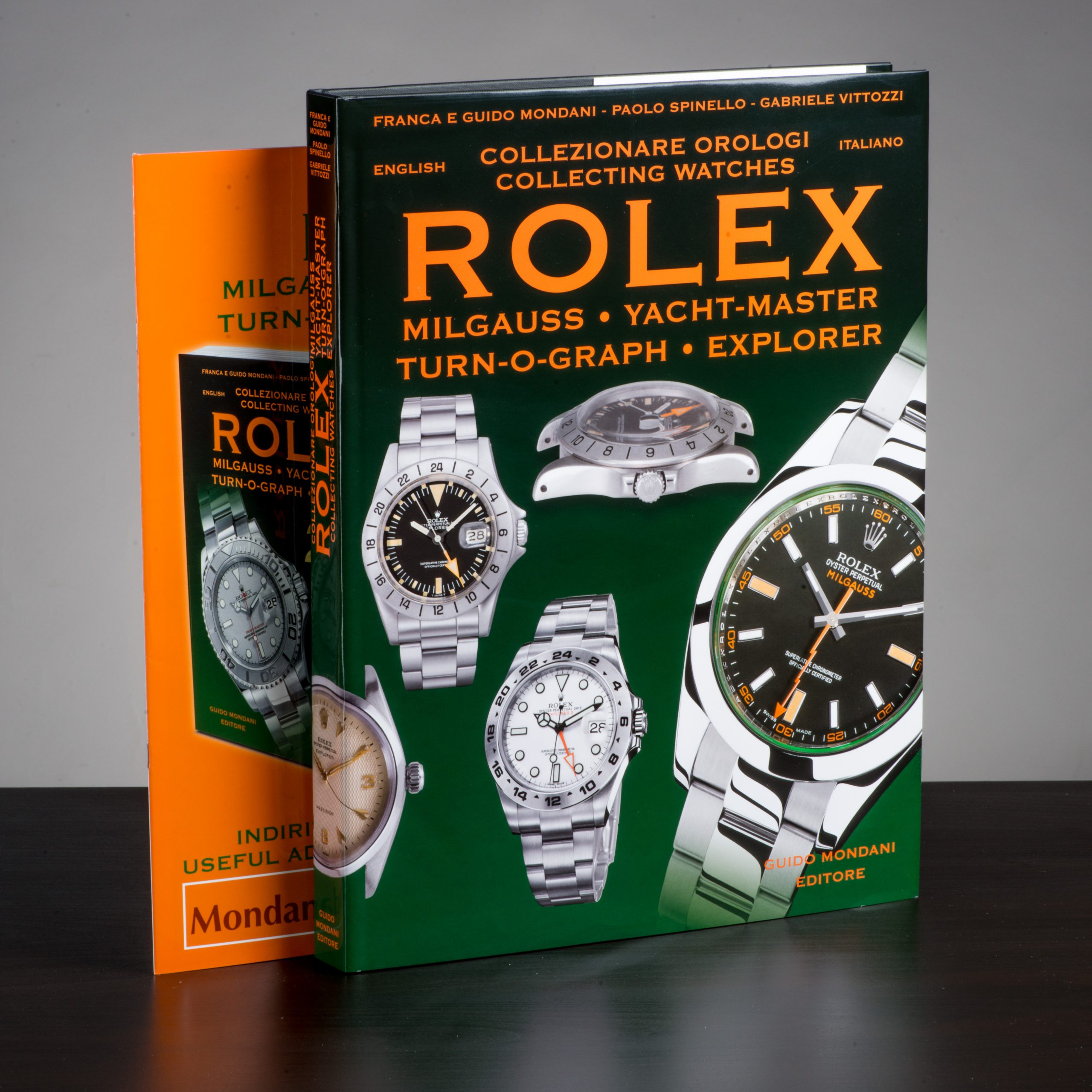 Rolex Milgauss, Yacht-Master, Turn-O-Graph & Explorer