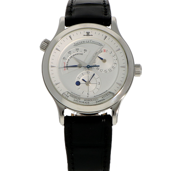 Jaeger-LeCoultre Master Control Geographic ref. 142.8.29