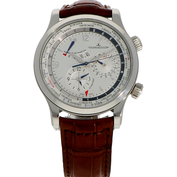 Jaeger-LeCoultre Master Control Geographic ref. 146.8.32.S