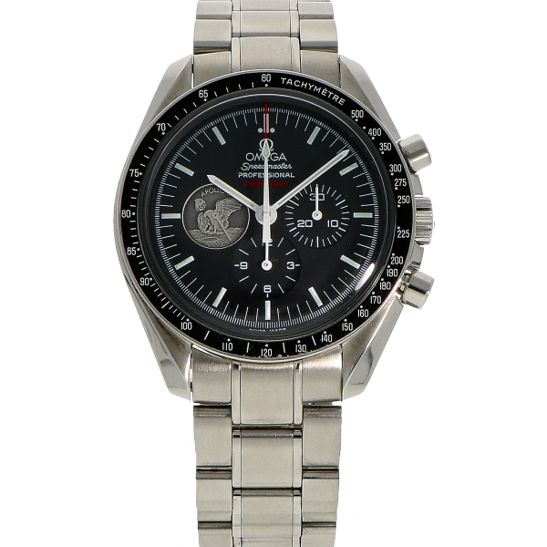"Omega Speedmaster ""Apollo 11 40th Anniversary' (D+P 2009)"