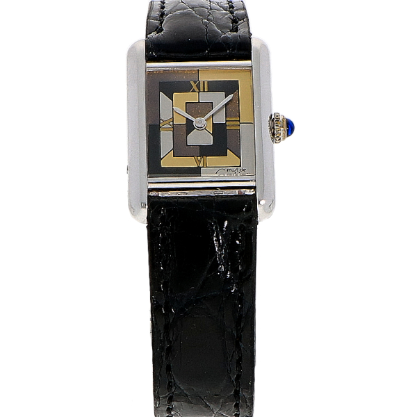 Cartier Tank Must 'Art Déco'