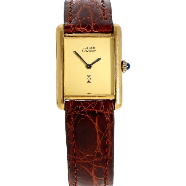 Cartier Tank Must 'Ivory' (large)