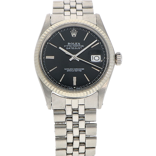 Rolex DateJust ref. 1601 'Black'