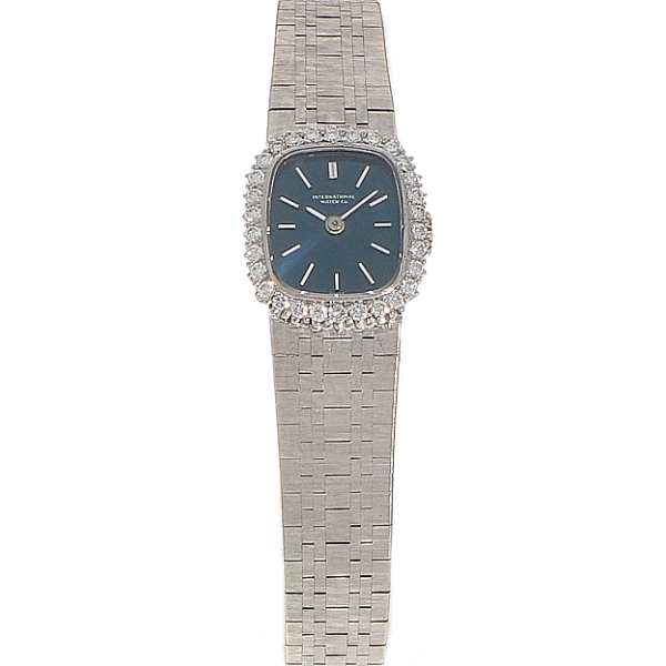 IWC lady dress watch 18K & diamond