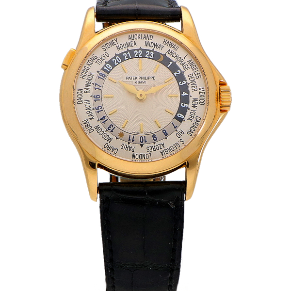 Patek Philippe World Time ref. 5110J (D+P 2004)